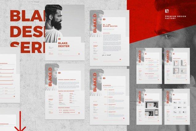 10 page resume portfolio