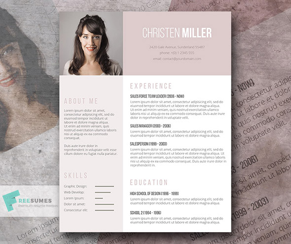 best free resume templates around the web  u2013 fancy resumes
