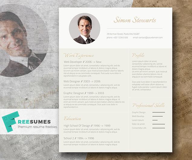 free premium resume