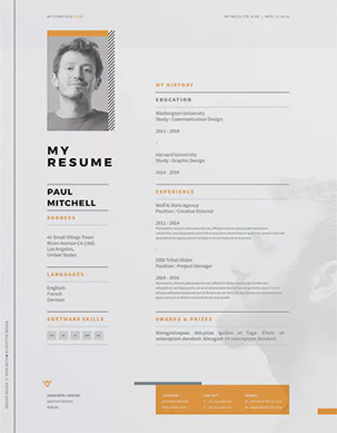 resume cover letter ms word