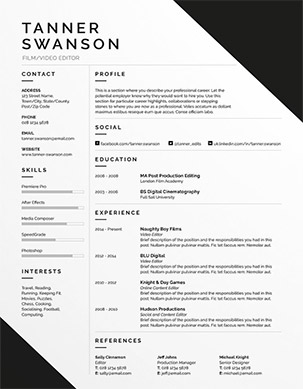 Resume/cv  What Is A Resume Cv