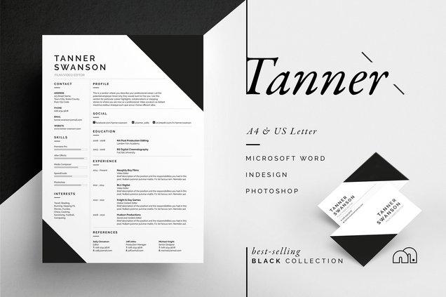 resume tanner