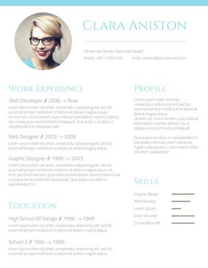 simple snapshot resume